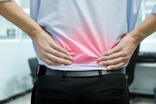 Focus sur les douleurs au niveau des fesses