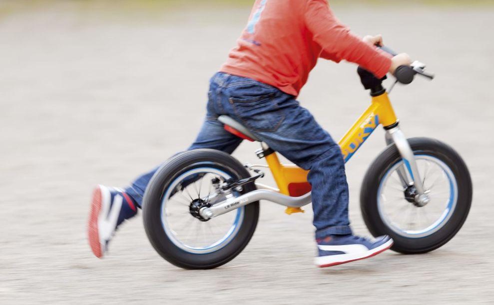 Vélo pour enfant : pourquoi opter pour une draisienne?