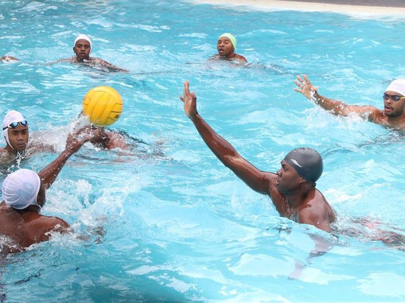 Le water-polo, un sport très intense